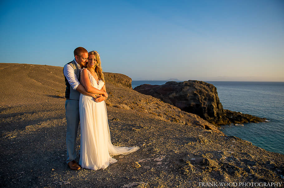 Playa De Blanca Wedding Photography, Lanzarote – Lisa & Phil